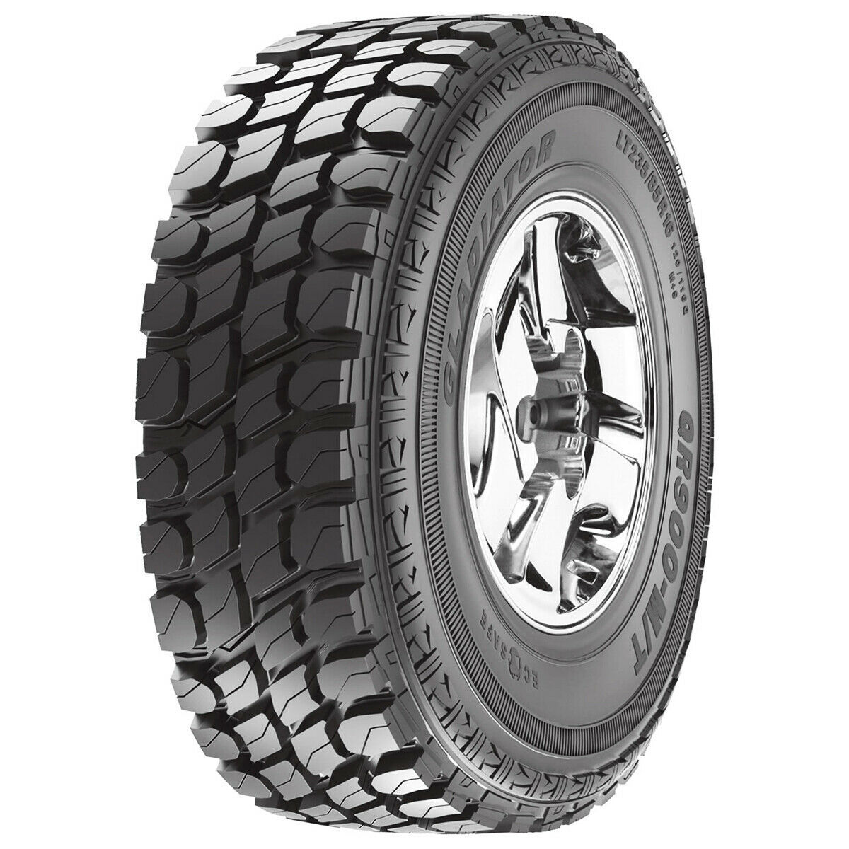 Primary image for 31X10.50R15LT Gladiator QR900-M/T 109Q 6PLY LOAD C