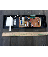 21HH82 GE JE1860BH04 PARTS: TOUCHPAD, VERY GOOD CONDITION - $23.67