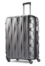 "Samsonite Ziplite 3.0, 24"", Hardside Spinner Luggage… Silver Oxide - $415.34"