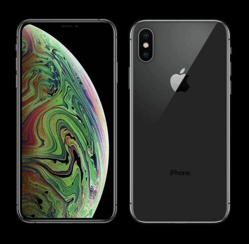 Apple iPhone XS MAX 64GB,256GB,512GB Unlocked Mobile phone Smartphone