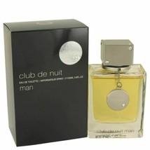 Club De Nuit by Armaf Eau De Toilette Spray 3.6 oz for Men - $31.96