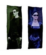 dakimakura body hugging pillow case matrix neo trinity both sides printed - $46.00