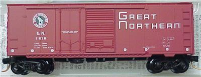 Micro Trains 22020 GN 40' Boxcar 11878