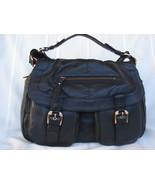 Andrew Marc Black Leather Talia - $199.99