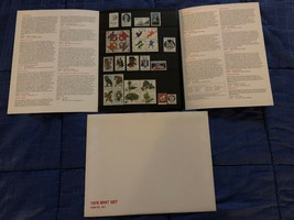 1978 USPS Mint Set of Commemorative Stamps - Complete w/ Folder & Stamps - $4.89