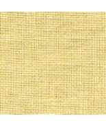 Buttercream 28ct Hand-Dyed Linen 18x27 cross st... - $25.20