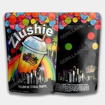 New 3.5g ZLushie Smell Proof Mylar Bag Food Storage - $34.99