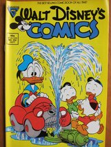 Walt Disney's Comics and Stories #532, September 1988 [Comic] [Jan 01, 1988] Car - $4.65