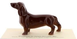 Hagen-Renaker Miniature Ceramic Dog Figurine Dachshund Standard