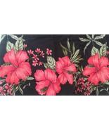 Hibiscus  Collection Women Hawaiian Tshirt Size Small - $9.90