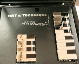 S.T. Dupont Ltd Edition Art & Technique set of lighters - $2,750.00
