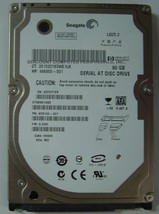 "80GB 2.5"" SATA Drive Seagate ST980814AS Tested Free USA Shipping Our Dri... - $16.61"
