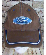Ford Camouflage Mesh Adjustable Hat Paramount Outdoors - $9.90