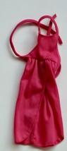 Mattel Barbie 1978 Best Buy #1356 Pink Tricot Dress - $9.41