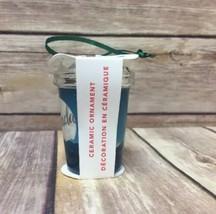 """Starbucks """" Nevada """" Ceramica Ornamento Locale Collezione Natale 2017 Luna Blu image 2"""