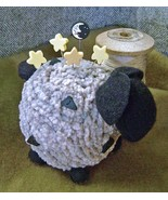 Over The Moon For Ewe pincushion kit (pk401) JABC Just Another Button Co - $63.00