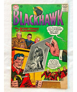 Blackhawk 208 Comic DC Silver Age Good Minus Condition - $4.99