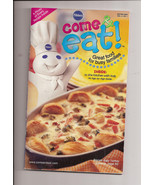 Come & Eat! Great Food for Busy Families Pillsbury Cookbook Winter 2000 - $2.50