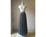 Gray maxi skirt 6 thumb155 crop