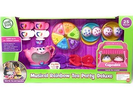 LEAP FROG Musical Rainbow Tea Party Deluxe