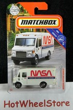 2019 Matchbox Nasa Mission Support Vehicle Mbx Service Card #88 MB14-040419 - $2.75