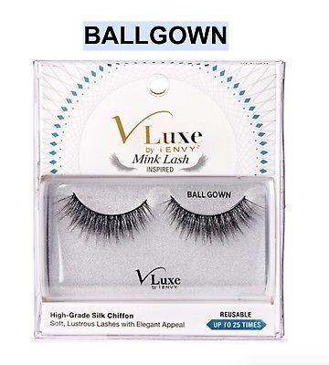 181677cee78 I Envy Kiss Eyelashes V-LUXE Silk Chiffon and 41 similar items