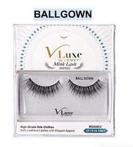 I Envy Kiss Eyelashes V-LUXE Silk Chiffon 'ballgown' Mink Lash Inspired - $8.89