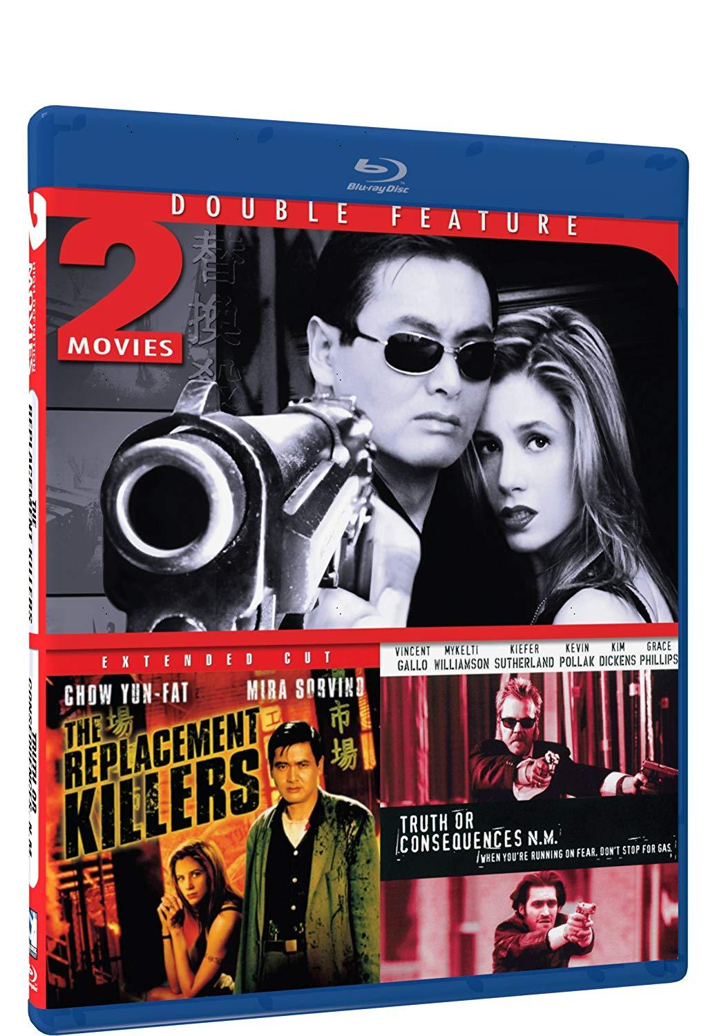 Replacement Killers & Truth or Consequences, N.M. Double Feature [Blu-ray]