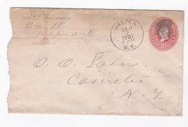 JASPER NEW YORK SEPTEMBER 2 1901  - $1.98