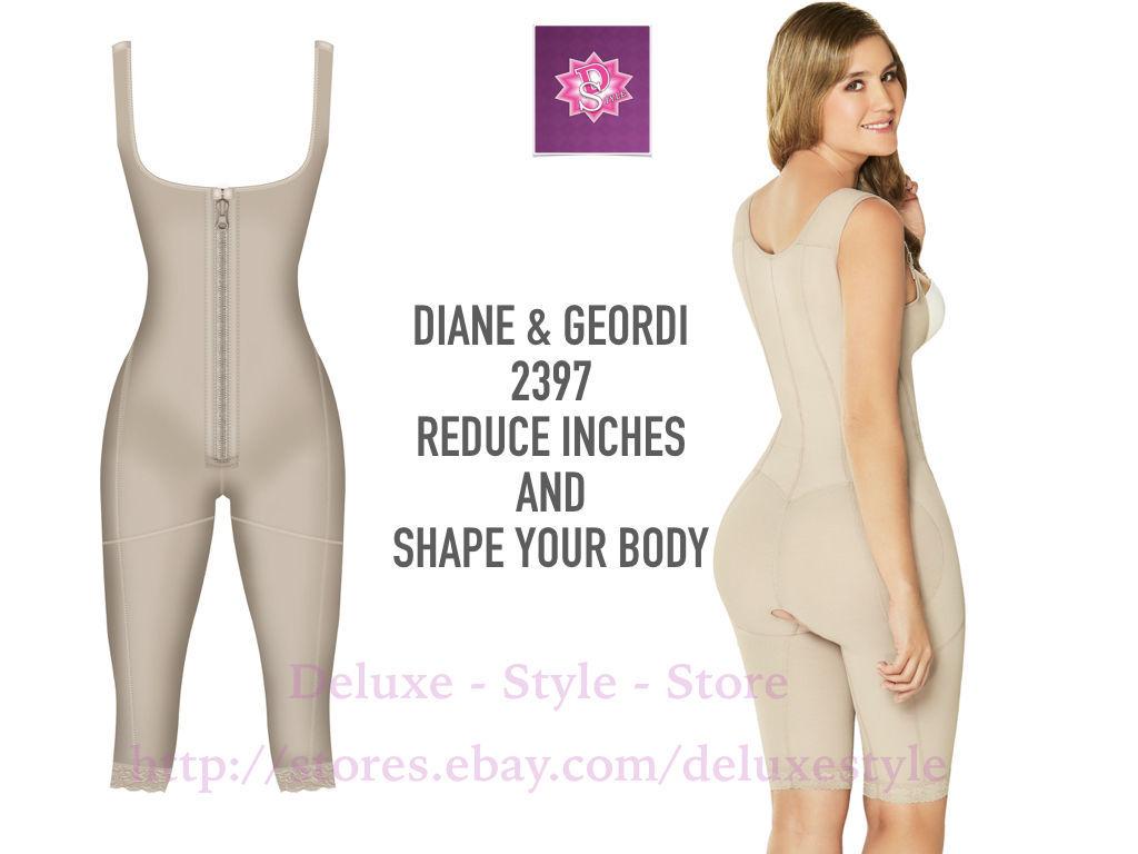 ad8fdda0b8 Diane   Geordi 2397 Women s Body Shaper Post - Surgery Girdle Fajas  Colombianas.