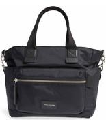 Marc Jacobs Biker Nylon Baby Bag Weekender Crossbody w/ changing pad ~NW... - $215.82