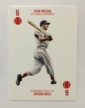 2019-2020 Topps 52 Card Baseball By Kenny Mayne Stan Musial Cardinals - $1.58