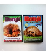 2 Joe Camp BENJI  Movies - Benji DVD & Benji Off the Leash DVD - $12.99