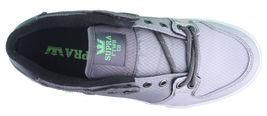 Supra Men's Vaider Low Fade Grey/White Nylon Skateboard Shoes Sneaker S36042 NIB image 6