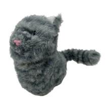 American Girl Praline the Grey Striped Kitten Cat Pet Animal Toy - $12.99
