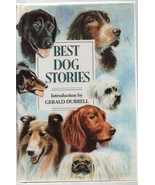 Best Dog Stories - Gerald Durrell - HC - 1991 - Wings Books - 0517064987. - $1.27