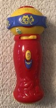 Leap Frog Sing Along Microphone ABCs Recordable Educational Preschool Toy - $14.25