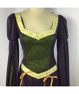 Renaissance Adult Costume Size XL Lady in Waiting Maid Reenactment New - $34.00