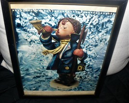 "M J Hummel ""Hear ye Hear ya"" print with frame - $13.48"