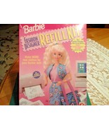 Barbie Fashion Designer Refill Kit 1996 Make 8 Real Outfits No Sewing - $12.86