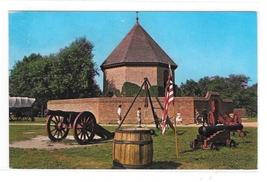 Williamsburg VA Powder Magazine Cannon Arsenal Vintage Walter Miller Pos... - $2.99