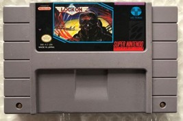 ☆ Lock On (Super Nintendo 1993) RARE SNES AUTHENTIC Game Cart Tested Wor... - $12.00