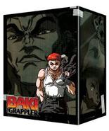Baki the Grappler Season 1 Box Set DVD Brand NEW! - $149.99