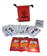 Jackie Chan Adventures Hardees / Carl Jr.'s Tohru's Go Fish Game  - $4.88