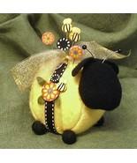 Bumble Ewe pincushion kit (pk402) handmade JABC Just Another Button Co - $43.20