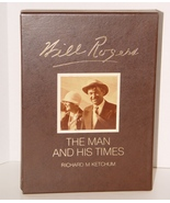 WILL ROGERS MAN & HIS TIMES Ketchum Delux Edition w/Slipcase Radio Movie... - $12.99