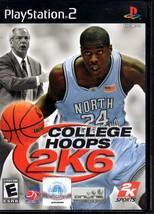 Playstation 2 - College Hoops 2K6 - $8.90