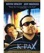 K-Pax  DVD - $1.70