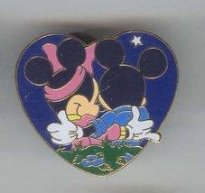 Disney Mickey & Minnie Lanyard pin never sold PIN/PINS - $18.39