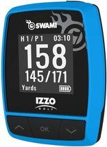 Izzo Swami Kiss Golf GPS BLUE Rangefinder  - $84.95